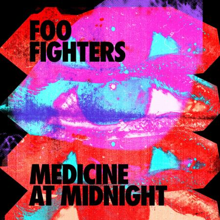 Foo Fighters Cloudspotter