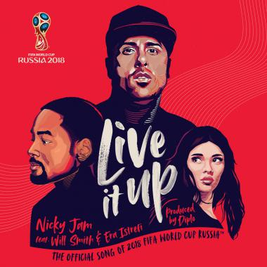 Nicky Jam Live It Up - feat. Will Smith & Era Istrefi (2018 FIFA World Cup Russia)