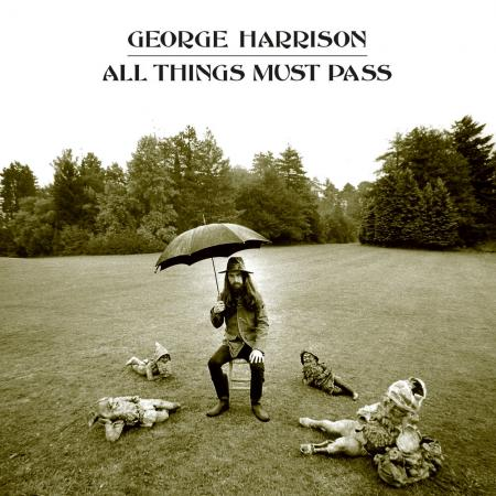 George Harrison All Things Must Pass 2020 Mix