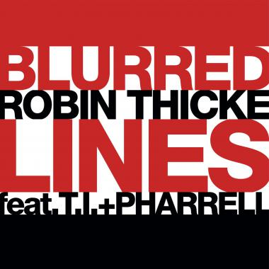 Robin Thicke feat. T.I. & Pharrell - Blurred Lines