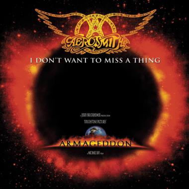 Aerosmith I Don`t Want To Miss A Thing