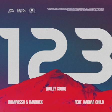 Rompasso Imanbek feat. Karma Child - 123 (Dolly Song)