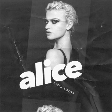 Alice Chater GIRLS X BOYS