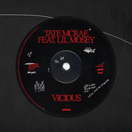 Tate McRae , Lil Mosey - vicious