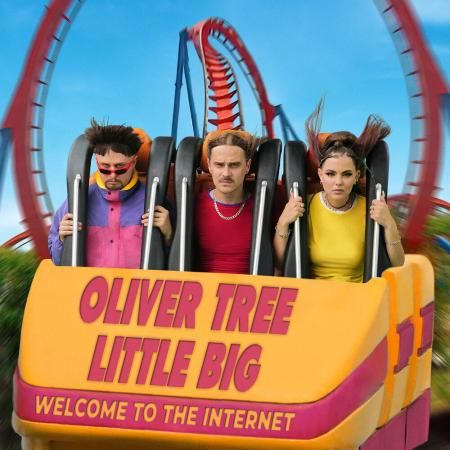 Oliver Tree Little Big feat. Tommy Cash - Turn It Up (feat. Tommy Cash)