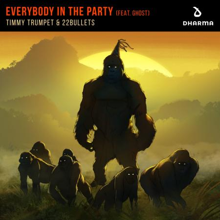 Timmy Trumpet , 22Bullets feat. Ghost - Everybody In The Party