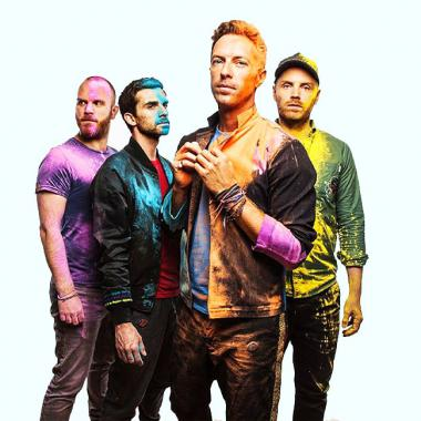 Coldplay - Hymn For The Weekend (1)
