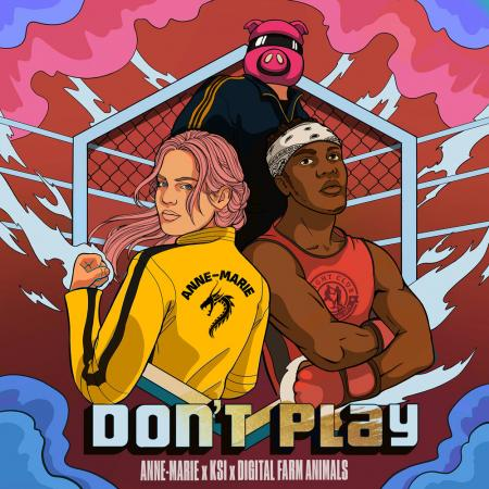 Anne-Marie - KSI, Digital Farm Animals - Dont Play