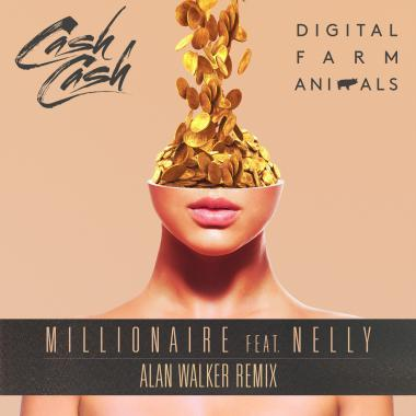 Cash Cash - & Digital Farm Animals feat. Nelly - Millionaire (Alan Walker Remix)