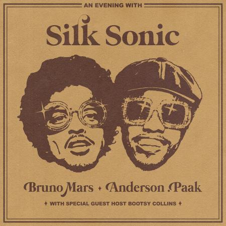 Bruno Mars - Anderson .Paak, Silk Sonic - Leave The Door Open