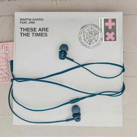 Martin Garrix - feat. JRM - These Are The Times