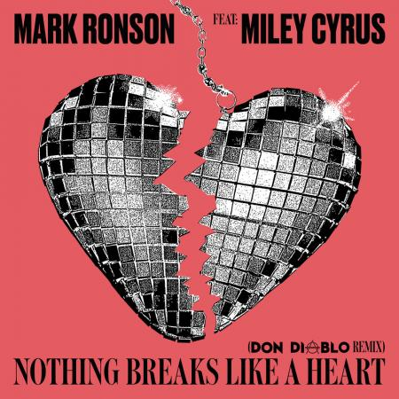 Mark Ronson - feat. Miley Cyrus - Nothing Breaks Like a Heart (Don Diablo Remix)