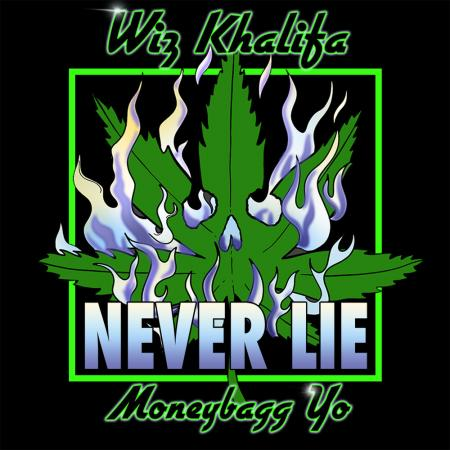 Wiz Khalifa - feat. Moneybagg Yo - Never Lie
