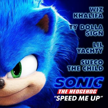 "Wiz Khalifa - , Ty Dolla $ign, Sueco the Child, Lil Yachty - Speed Me Up (From ""Sonic the Hedgehog"")"
