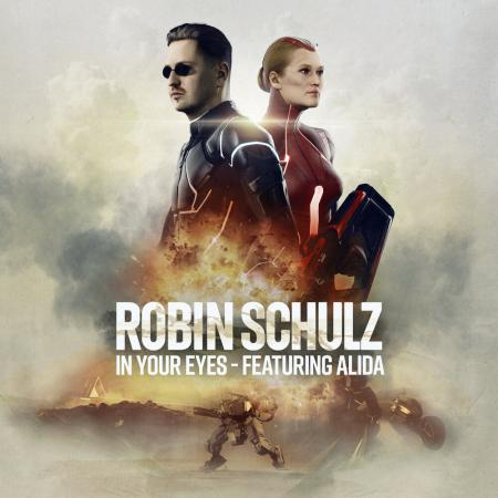 Robin Schulz - feat. Alida - In Your Eyes