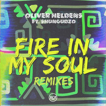 Oliver Heldens - feat. Shungudzo - Fire In My Soul (Tom Staar Remix)