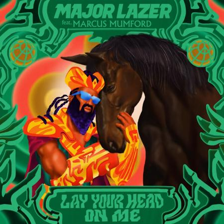 Major Lazer - feat. Marcus Mumford - Lay Your Head On Me