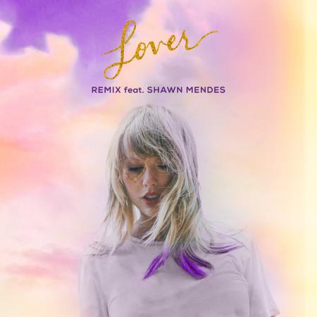 Taylor Swift - feat. Shawn Mendes - Lover (Remix)