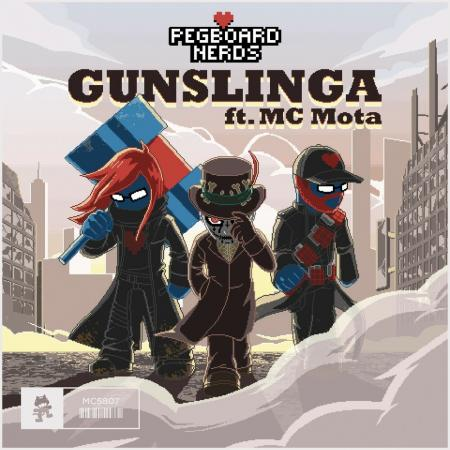 Pegboard Nerds - feat. MC Mota - Gunslinga