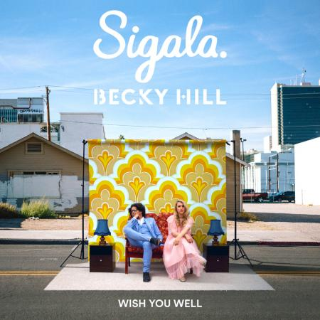 Sigala - & Becky Hill - Wish You Well
